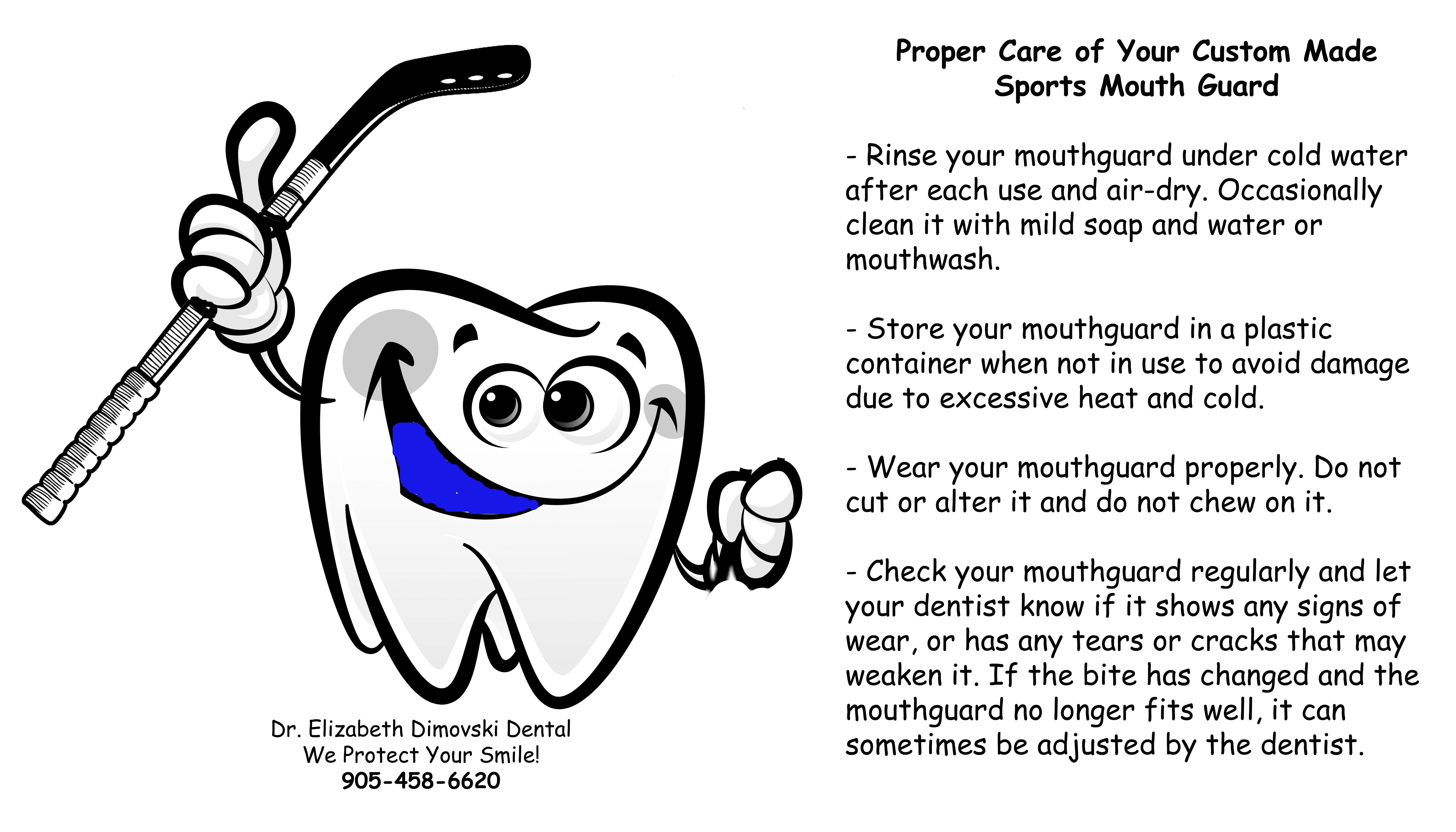 Cleaning and Proper Care of Your Sports Mouth Guard | Dr ...
