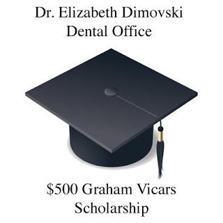 Dentist in Brampton, Brampton Dental Office, Graham Vicars Scholarship, Dentist Brampton, Brampton Dentist,
