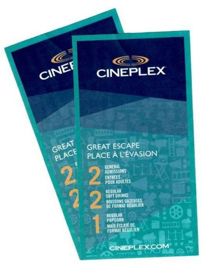 Contest, Free Movie Tickets, Enter to Win, Brampton Dentists, Movie Coupons,