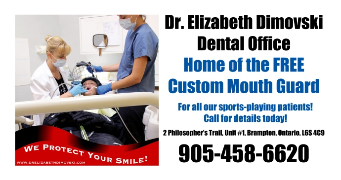 Brampton Dentists, Mouth Guards, Mouth Protectors, Teeth protectors, best Mouth Guards,