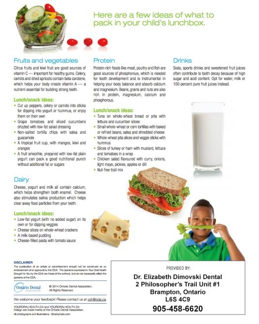 Kids Oral Health, Brampton Dentists, Best Dentist in Brampton, Dentists Brampton,